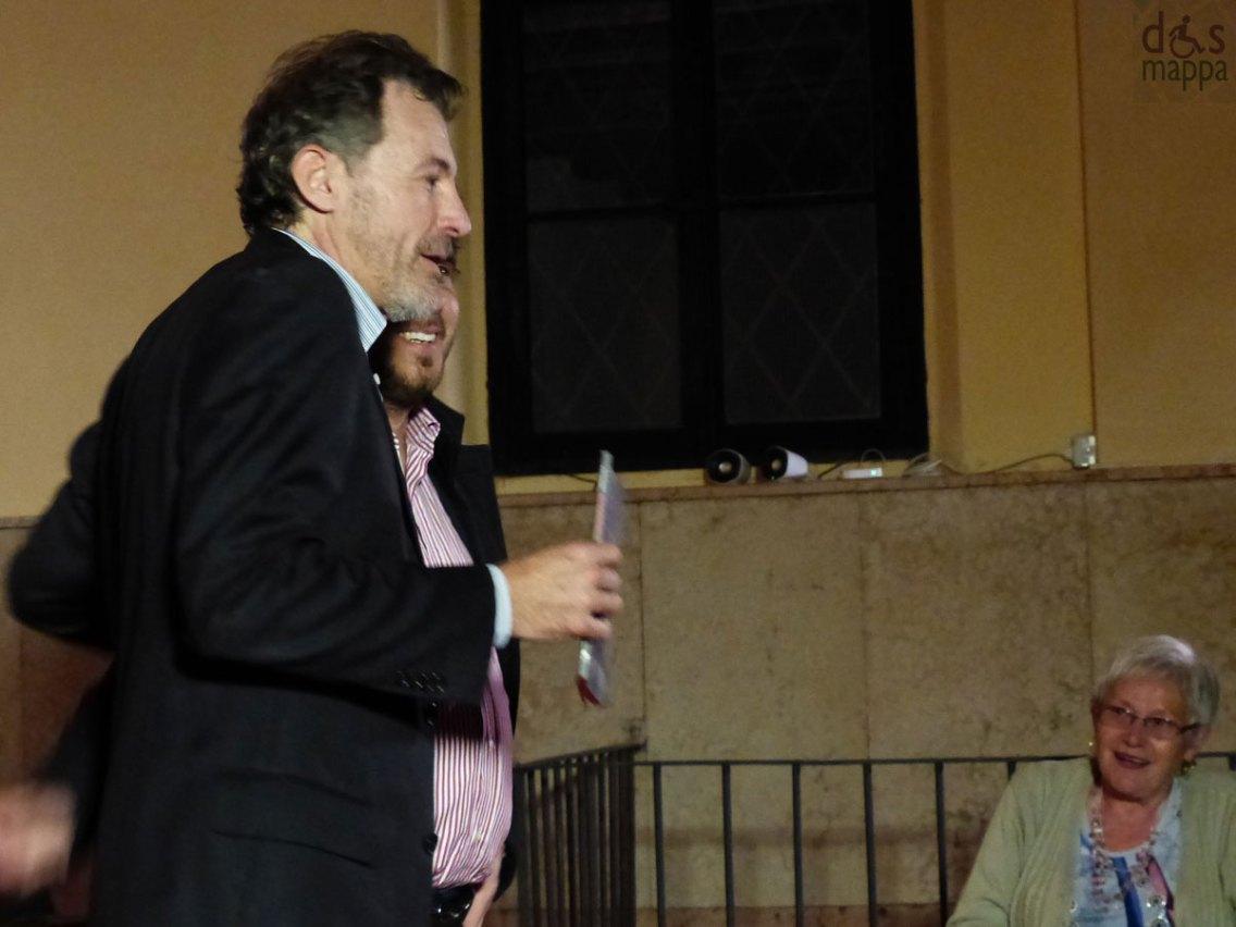 Roberto Vandelli e Federico Martinelli