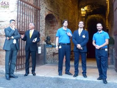 cancello n. 4 Prima della prima al Festival del Centenario: Il Trovatore, 7 luglio 2013, Arena di Verona