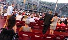Prima della prima: Aida 1913, 10 agosto 2013, Arena di Verona