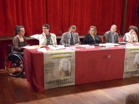 Theatre Art Verona accessibilita dismappa