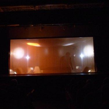 Laminarie, Proiezione verticale (Theatre Art Verona 2013)