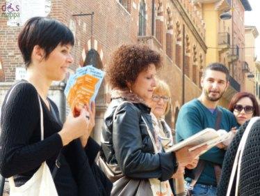 Book flash mob Accanite lettrici