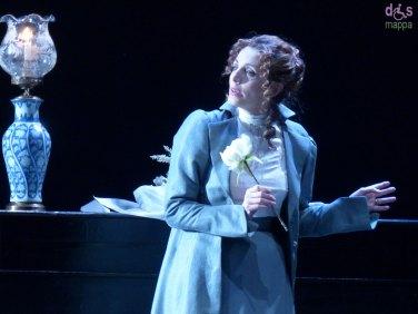 Il secondo appuntamento del Grande Teatro, da martedì 26 novembre a domenica 1° dicembre al Nuovo, è con Hedda Gabler di Henrik Ibsen, protagonisti Manuela Mandracchia e Luciano Roman, regia di Antonio Calenda.