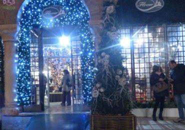Buone notizie: quest'anno al tradizionale Mercatino di Norimberga in Piazza dei Signori anche lo spazio Flover (che l'anno scorso aveva uno scalino) è accessibile, tramite rampa, ai disabili in carrozzina