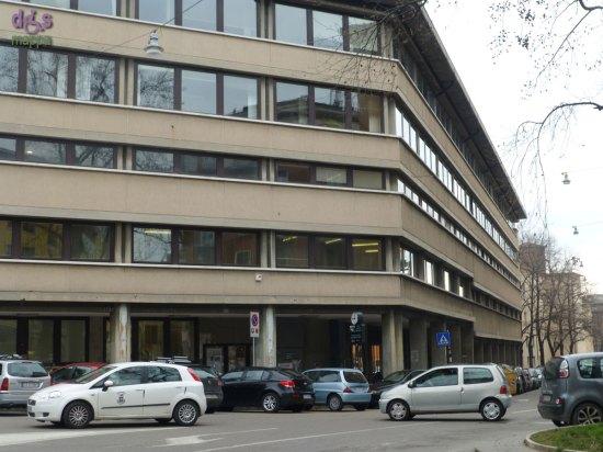 20130205 Parcheggio disabili centro anagrafe Verona