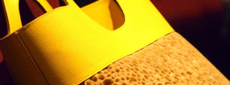 20140118 Borsa gialla spugna Verona