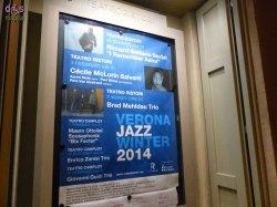 20140118 Manifesto Verona Jazz Winter Teatro Ristori