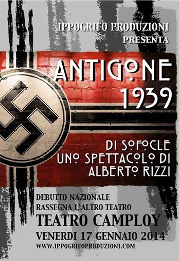 antigone 1939 manifesto