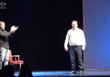 Luca Telese Romanzo italiano Teatro Filippini Verona