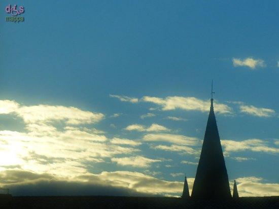 20140206 Cielo azzurro e nuvole alba Verona