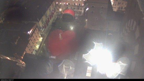 20140210 cuore piazza dante verona in love webcam