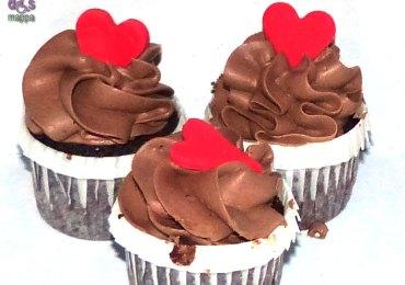 20140214 Dolci cuore Verona in Love Valentine Cupcakes