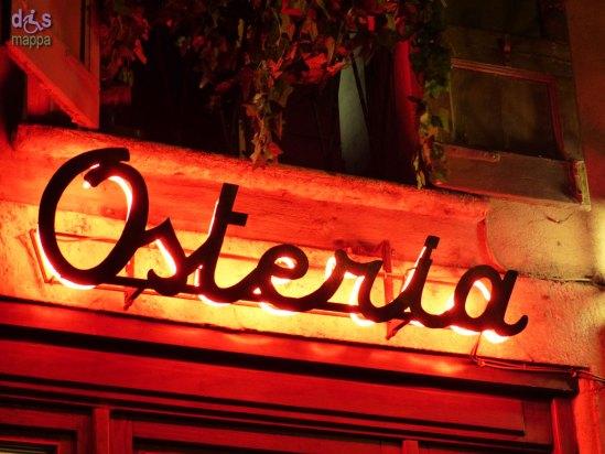 20140214 Osteria al Duca via Arche insegna Lettering Verona