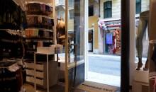 Scheda accessibilità negozio Calzedonia in Via Cappello