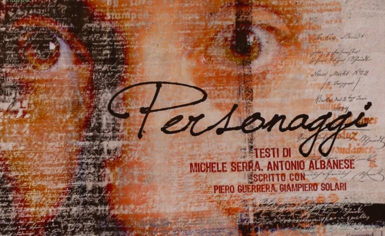 20140314 Manifesto personaggi Antonio Albanese Teatro Nuovo Verona