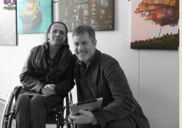20140314 Nico Matthew Watkins mostra Verona