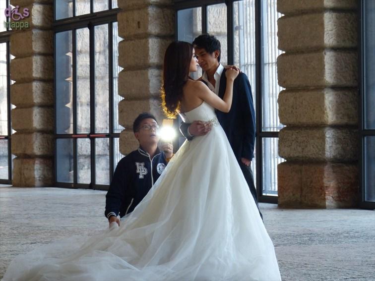 20140314 Wedding shooting Gran Guardia sposi Verona