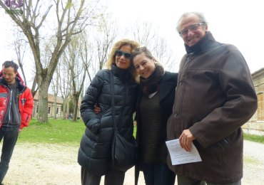 20140322 Isabella Caserta attori Teatro Laboratorio Verona