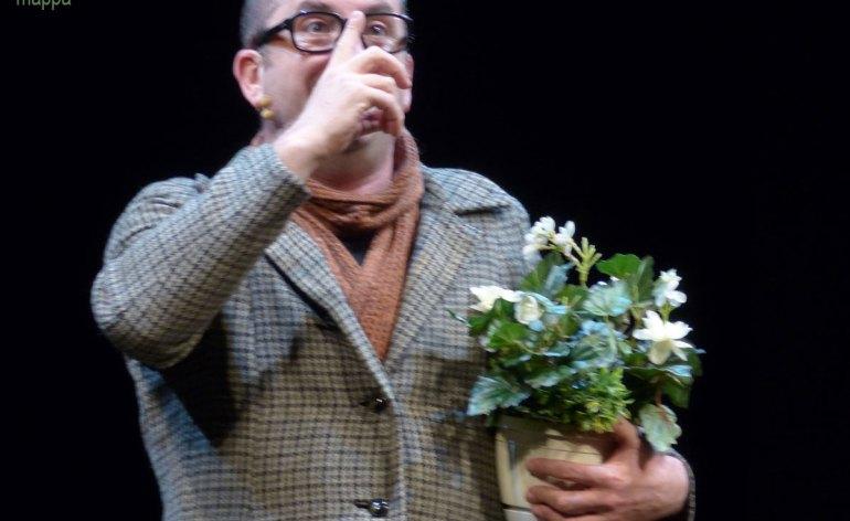 Antonio Albanese in Personaggi al Teatro Nuovo di Verona