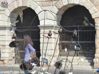 20140329 Animali ferro riciclato Verona in fiore uccellini 363