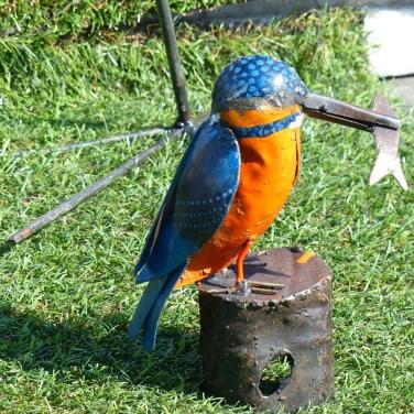 20140329 Animali ferro riciclato Verona in fiore uccellini 367
