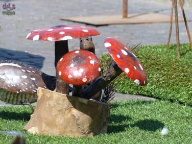 20140329 Funghi ferro riciclato Verona in fiore 346