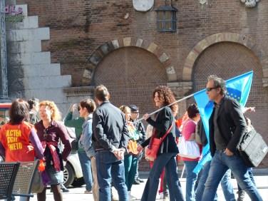 20140416 Manifestazione lavoratici Abital Corneliani Verona 710