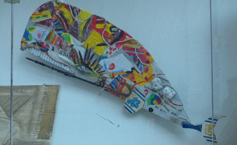 20140417 Mostra pesci riciclo creativo Bibioteca Civica Verona 84