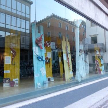 20140417 Mostra pesci riciclo creativo Bibioteca Civica Verona 92