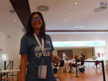 Antonella dell'organizzazione