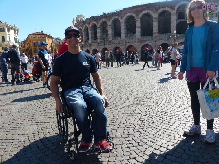 Turista inglese on wheels
