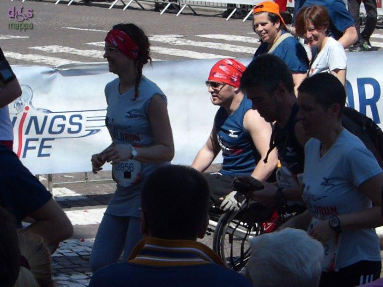 20140504 Wings for life world run Verona atleta disabile carrozzina