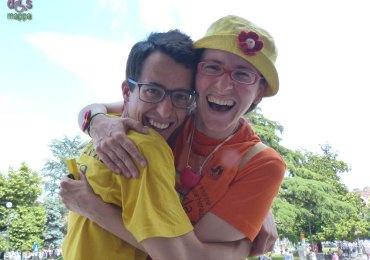 20140602 Clown Sprizz abbraccio Verona