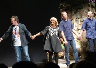 20140608 Lella Costa AmletOtello Teatro romano Verona 730