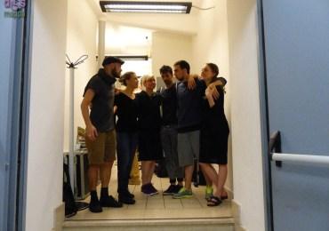 Balletto Teatro di Torino (Kristin Furnes, Manuela Maugeri, Viola Scaglione, Denis Bruno, Marco De Alteriis e Vito Pansini)