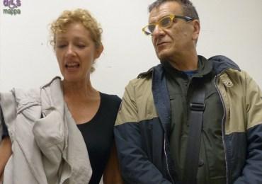 Laura Corradi e Augusto Radice per Accessibile è meglio dismappa Verona