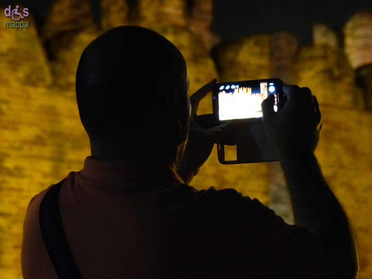 20140731 Foto notturna Castelvecchio Verona