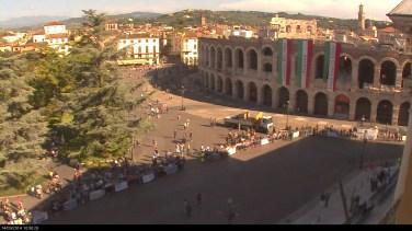 20140914 Cerimonia alpini triveneto webcam Verona