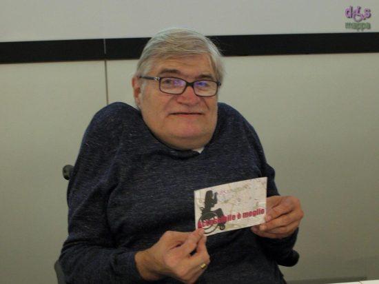 Il giornalista Franco Bomprezzi testimone di accessibilità per disMappa