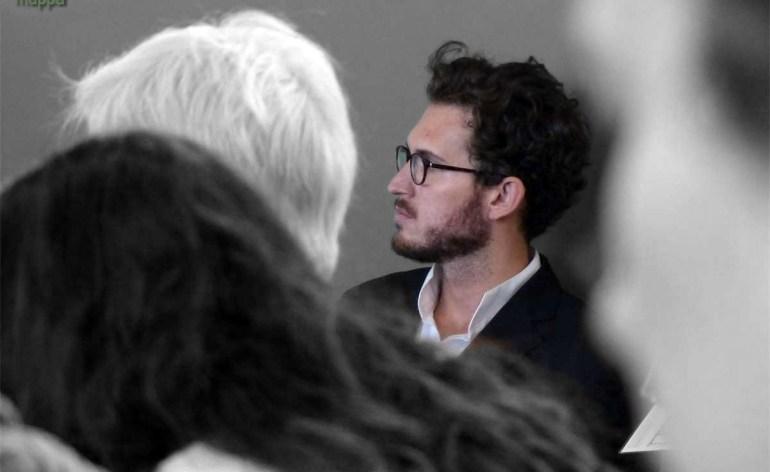 Verona ospita, dall'8 ottobre al 16 novembre 2014 Archaeology of the future la prima personale in una sede museale italiana di Steve Sabella, artista palestinese che vede le sue opere in importanti collezioni internazionali