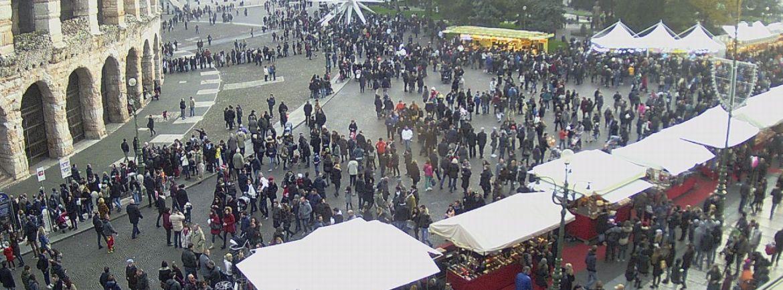 20141208 Piazza Bra Verona