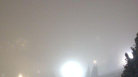 20141227 Castel San Pietro nebbia Verona webcam