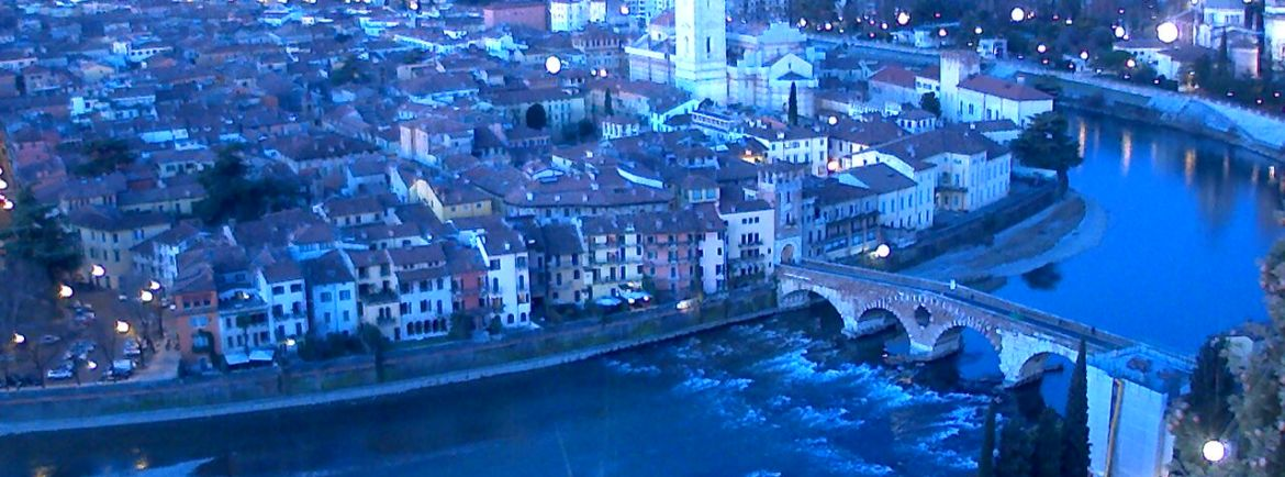 20150112 Webcam panorama alba Verona blu