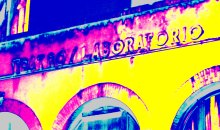 Il vecchio Teatro Laboratorio