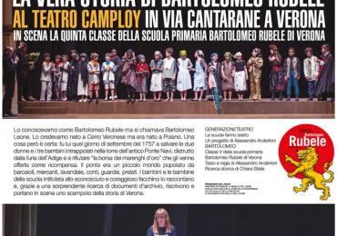 Bartolomeo Rubele Teatro Camploy
