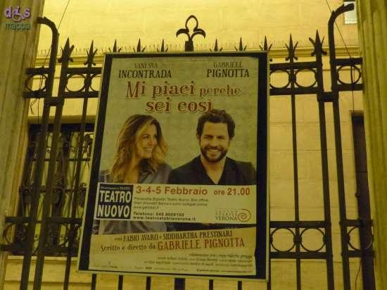 20150127 Vanessa Incontrada Teatro Nuovo Verona