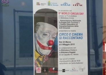 20150321 Circo e cinema Biblioteca Civica Verona