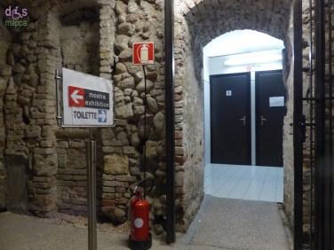 All'interno del Centro Internazionale di Fotografia Scavi Scaligeri di Verona è disponibile un bagno riservato (purtroppo inspiegabilmente SOLO) alle persone con disabilità, accessibile e attrezzato. E' a livello degli Scavi, quindi si raggiunge prendendo il montascale.