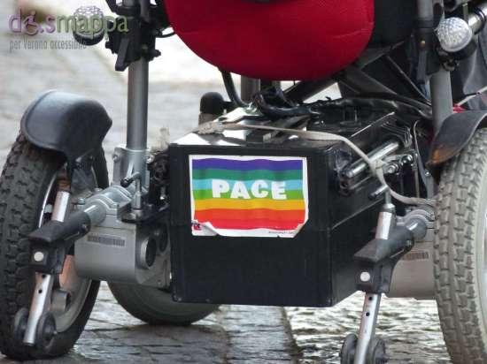 20150601 Adesivo Pace carrozzina elettrica Verona dismappa