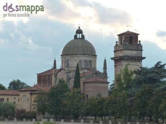 20150620 Chiesa San Giorgio da  Ponte Pietra Verona dismappa 466